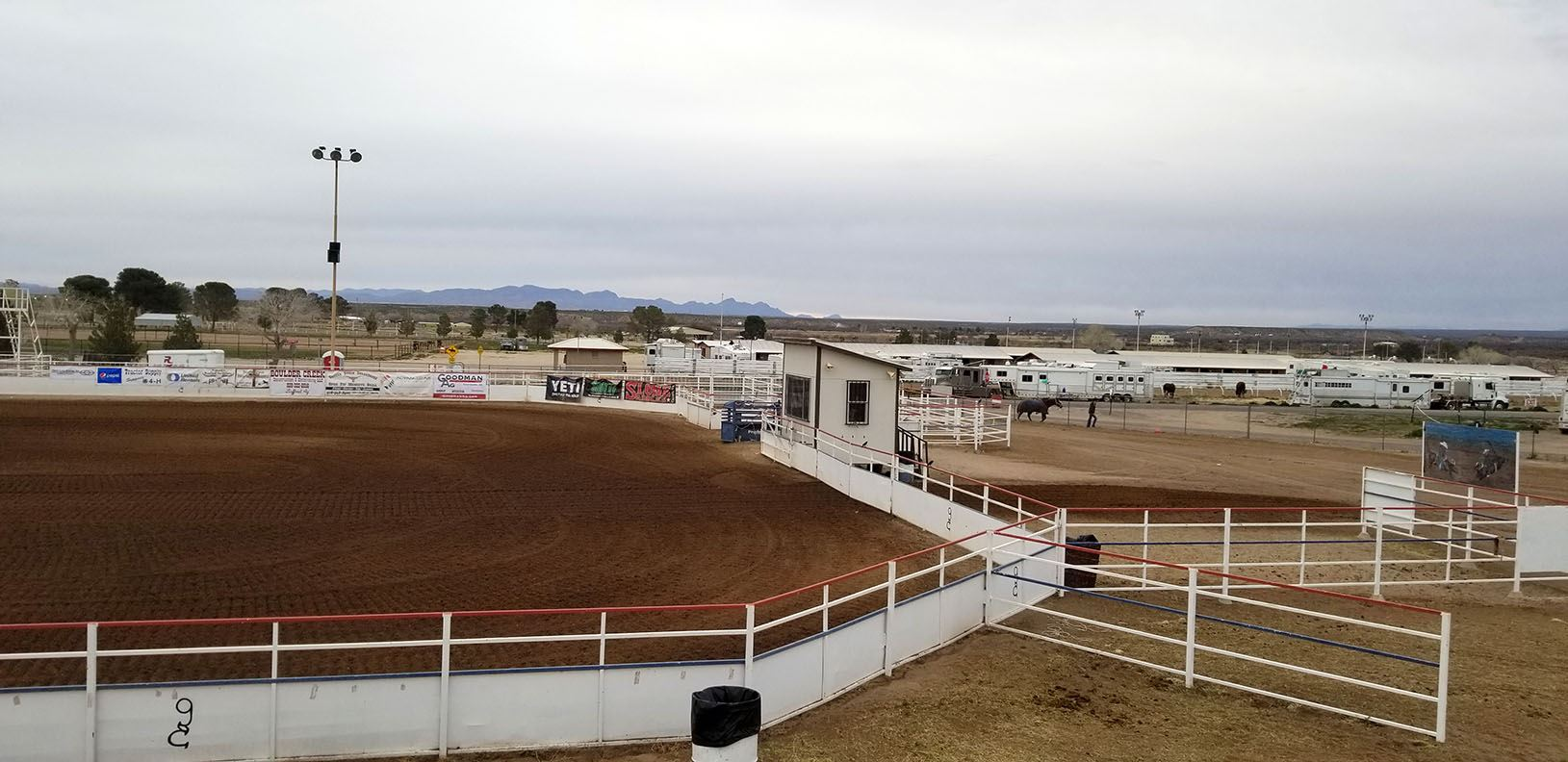 Rodeo Arena 1
