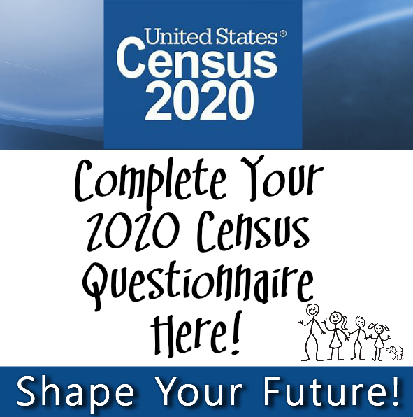 Census Questionnaire Logo Opens in new window